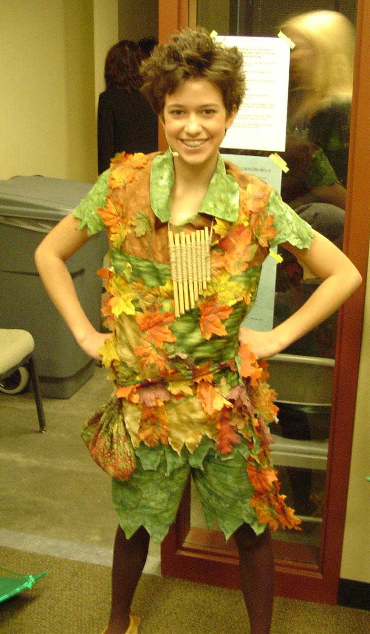 Peter pan costume and set design photos conrad askland blog - Image peter pan ...