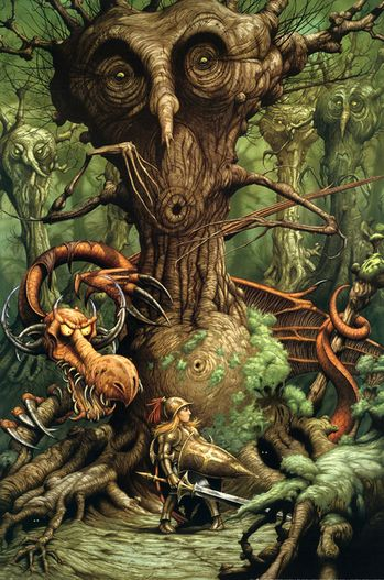 Jabberwocky by Lewis Carroll - Conrad Askland blog