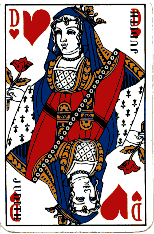 King and Queen of Hearts Playing Cards – Conrad Askland blog