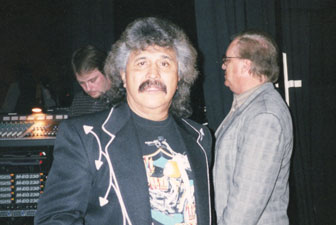 Freddy Fender Before The Next Teardrop Falls With S