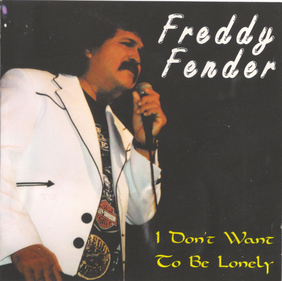 Freddy fender conrad askland blog freddy fender i dont want to be lonely cd hexwebz Images