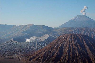 situatie bali vulkaan