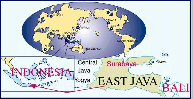Surabaya Indonesia Conrad Askland blog