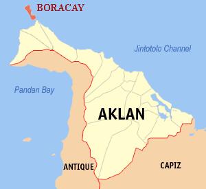 Borocai Map