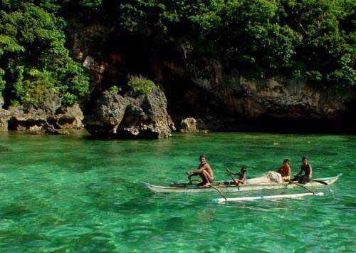 Boracay natives
