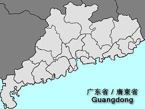 Guandong Province - China