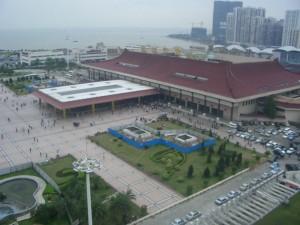 Zhuhai Macau Gonbei Gate