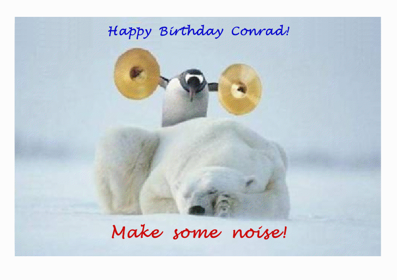 Musician Birthday Card Conrad Askland Blog