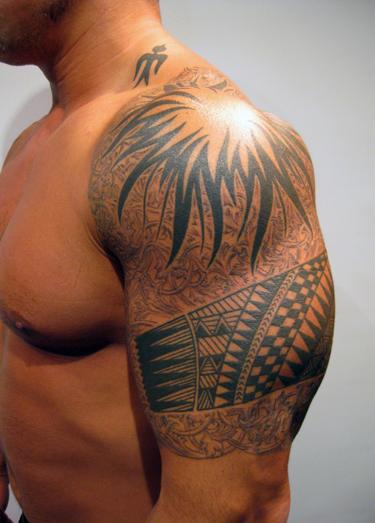 Best Arm Tattoos Men