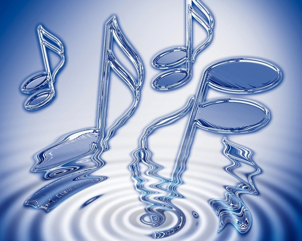 music-as-water